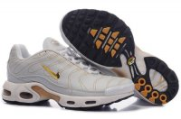 Mens Nike Air Max TN I Grey Gold