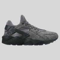 Nike Air Huarache Run TP Tech Pack Cool Grey Black White