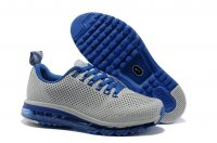 Mens Air Max 2013 Punching Grey Blue