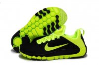 Mens Nike Free 5.0 Black Green