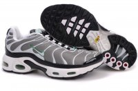 Mens Nike Air Max TN I White Grey