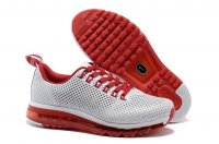 Mens Air Max 2013 Punching White Red
