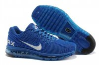 Mens Air Max 2013 Sky Blue