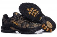 Mens Nike Air Max TN Black Gold