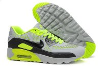 Mens Air Max 90 Ultra BR Cool Grey/Black/Volt