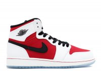 "air jordan 1 retro og bg (gs) ""carmine"""