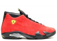 "air jordan 14 retro ""ferrari"""