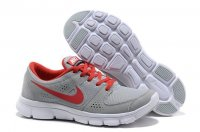 Mens Nike Flex Experience Rn Red Grey