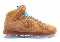 "lebron 10 ext qs ""brown suede"""