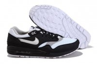 Mens Air Max 87 White Black