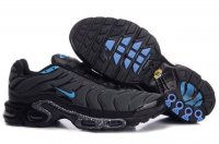 Mens Nike Air Max TN I Black Blue