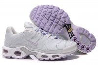 Mens Nike Air Max TN White Purple