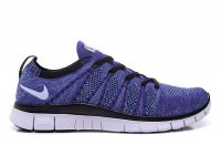 Mens&Womens Nike Free 5.0 Flyknit NSW Royal Blue