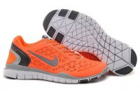 Mens Nike Free TR Fit Orange