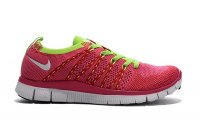 Mens&Womens Nike Free 5.0 Flyknit NSW Red