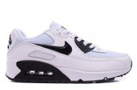 Womens Nike Air Max 90 Premium White Black