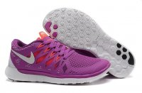 Womens Nike Free 5.0 Red Rose