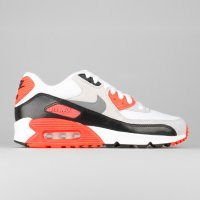 Nike Air Max 90 PREM Mesh (GS) Infrared
