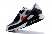 Mens Nike Air Max 90 Armory Blue/White/Black/Red