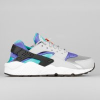 Nike Wmns Air Huarache Run Wolf Grey Persian Violet