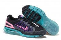 Womens Air Max 2020 Black Pink Green