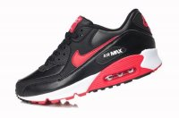 Mens Nike Air Max 90 Black/Red/White