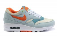 Womens Air Max 87 Skyblue Orange