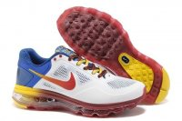 Mens Air Max 2013 Trainer 1.3 Blue White