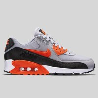 Nike Wmns Air Max 90 Essential Wolf Grey Infrared