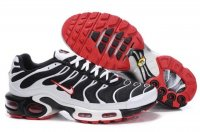Mens Nike Air Max TN I Black Red White