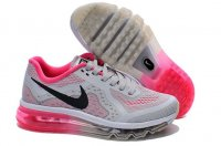 Womens Nike Air Max 2014 Light Grey Pink