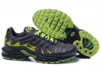 Mens Nike Air Max TN I Black Yellow Green