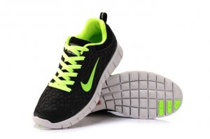 Mens Nike Free 6.0 Spiderman Black Green