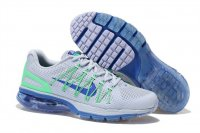 Mens Air Max 2020 White Blue