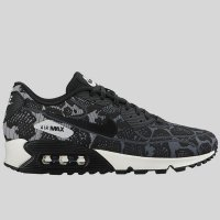 Nike Wmns Air Max 90 JCRD Dark Grey Black Pure Platinum