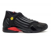 "air jordan 14 retro ""last shot 2011 release"""