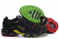 Mens Nike Air Max TN I Black Yellow