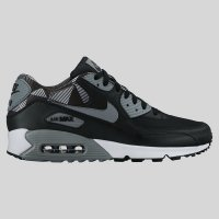 Nike Air Max 90 Print Black Cool Grey Pure Platinum