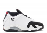 "jordan 14 retro bp ""black toe"""