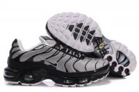 Mens Nike Air Max TN I White Black Silver