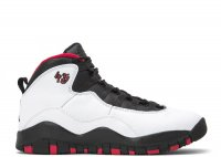 "air jordan 10 retro bg (gs) ""double nickel"""