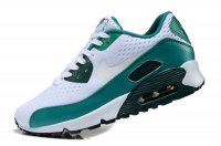 Womens Nike Air Max 90 Premium EM White/Jade