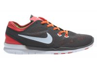 Mens Nike Free 5.0 V2 Training Black Orange