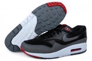 Mens Air Max 87 Black Grey