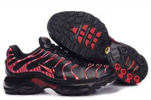 Mens Nike Air Max TN I Red Black