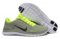 Womens Nike Free 3.0 V5 Grey Yellow