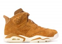 "air jordan 6 (gs) ""golden harvest"""