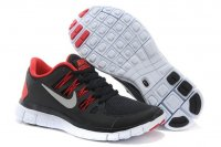Mens Nike Free 5.0 V2 Black Red