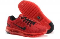 Mens Air Max 2013 Red