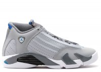 "air jordan 14 retro bg (gs) ""sport blue"""